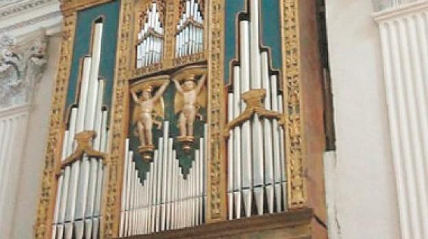 organo a canne Cammarata, Agrigento, Cultura