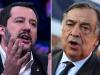 Orlando contro Salvini: