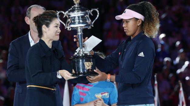 australian open, Naomi Osaka, Petra Kvitova, Sicilia, Sport