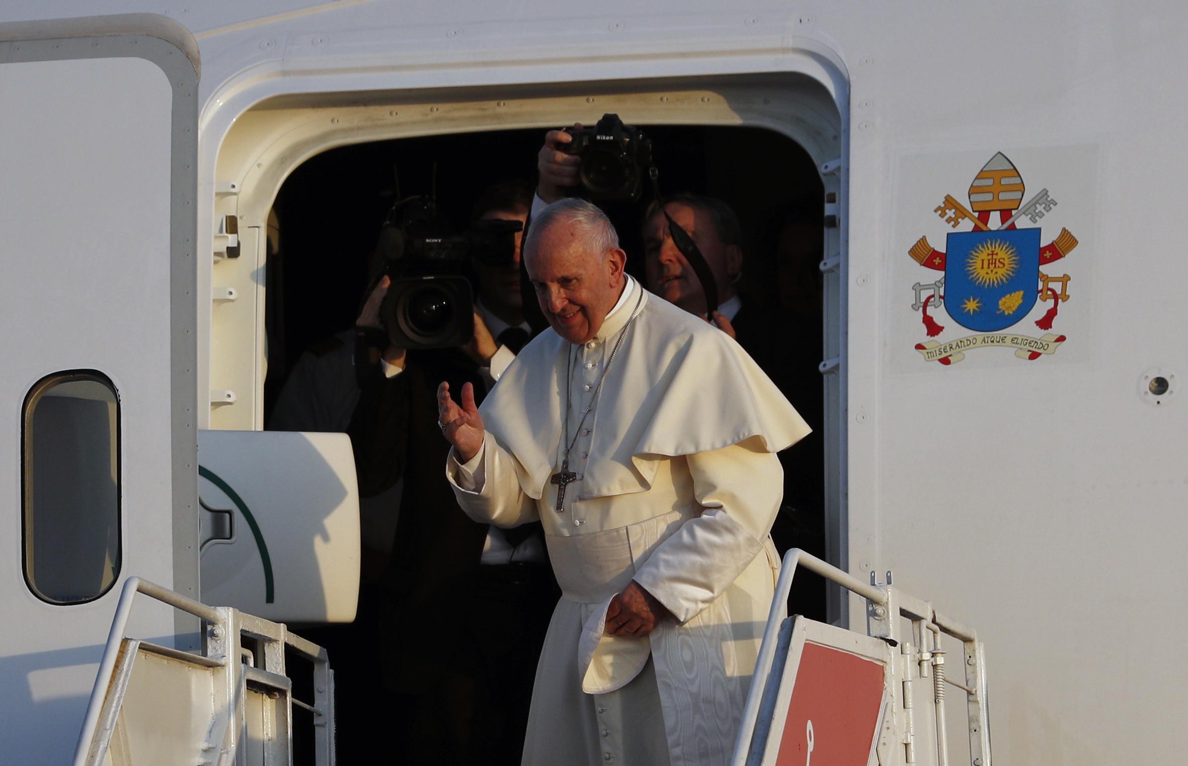 Papa Francesco ai giovani di Panama: