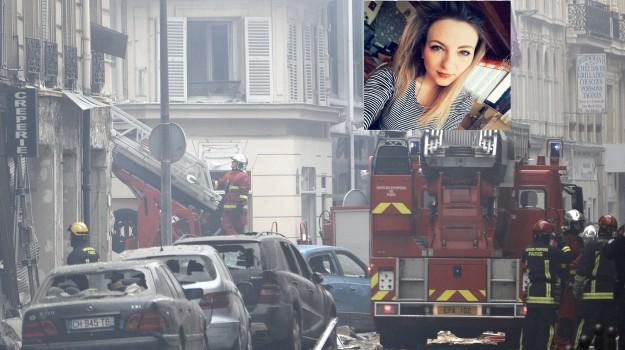 esplosione parigi, Feriti Parigi, Angela Grignano, Sicilia, Mondo