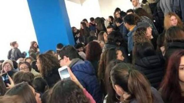 scuola al freddo, scuola freddo, Palermo, Cronaca