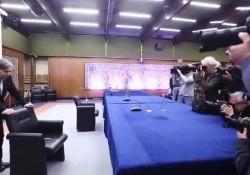 La presentazione di Freccero e ele nuove linee della tv pubblica