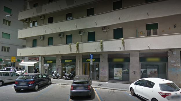 rapina banca Catania, Antonino Vinci, Davide Junior Piacente, Mario Cici, Stefano Platania, Catania, Cronaca