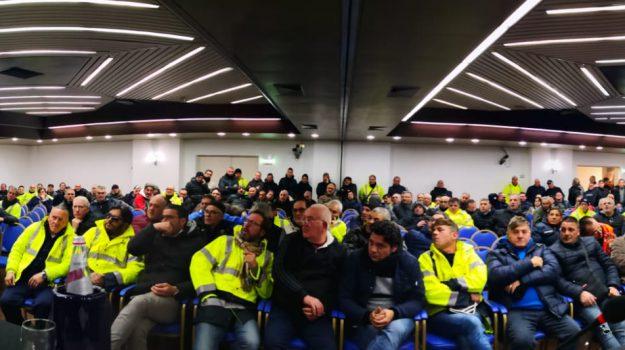 sciopero reset palermo, Palermo, Economia