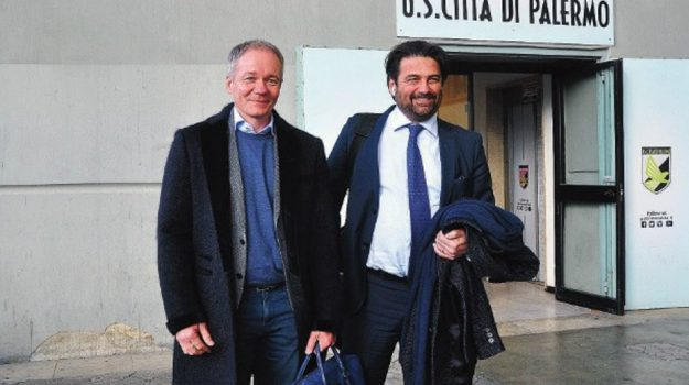 dimissioni Richardson, inglesi palermo, Palermo, palermo calcio, Clive Richardson, Emanuele Facile, Palermo, Calcio