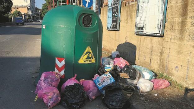 raccolta rifiuti Messina, Messina, Cronaca