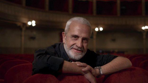 direttore teatro biondo, Roberto Alajmo, Palermo, Cultura