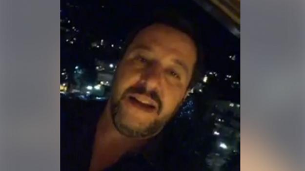 Salvini Capodanno, Matteo Salvini, Sicilia, Politica