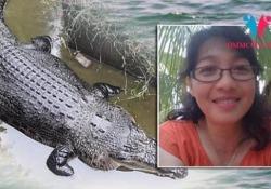 La tragedia in Indonesia. Trovati i resti della donna tra le fauci del coccodrillo