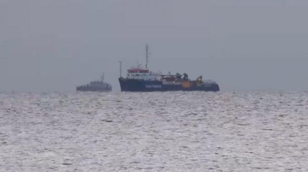 migranti, sbarchi, Sea Watch, Francesco Italia, Leoluca Orlando, Matteo Salvini, Sicilia, Cronaca