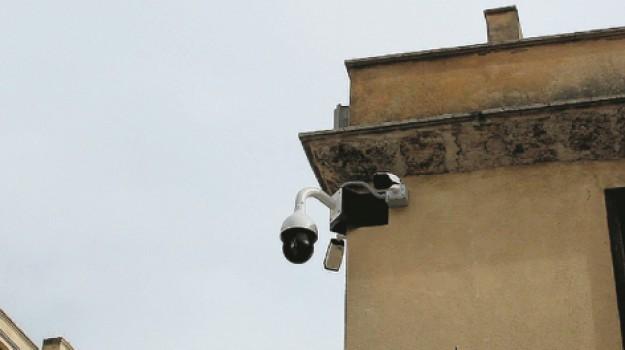 sicurezza alcamo, telecamere alcamo, Trapani, Cronaca