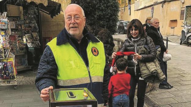 solidarietà montevago, Agrigento, Cronaca