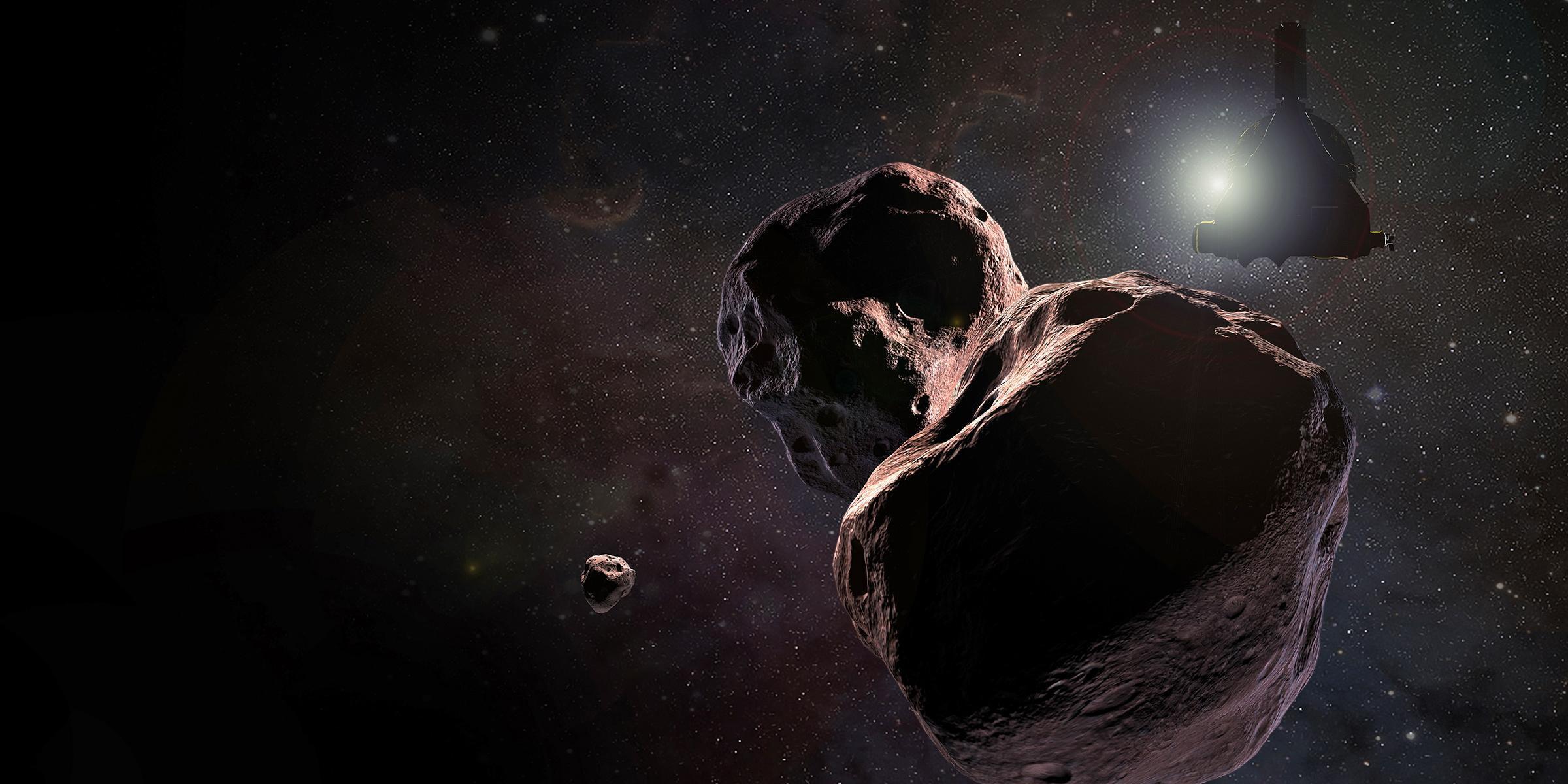 La Nasa ha raggiunto il punto più lontano mai esplorato dall'uomo