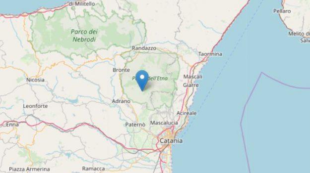 scosse ragalna, terremoto etna, vulcano, Catania, Cronaca