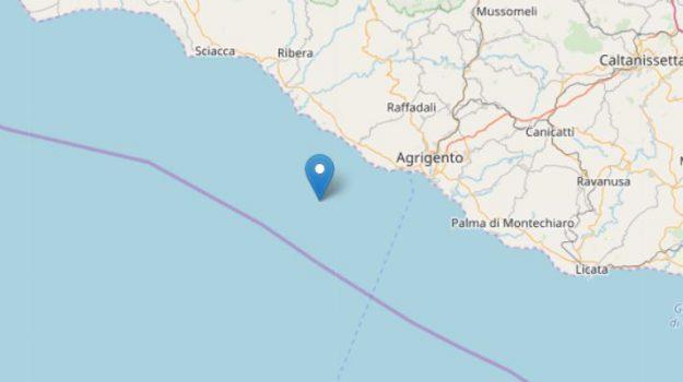 terremoto agrigento, Agrigento, Cronaca