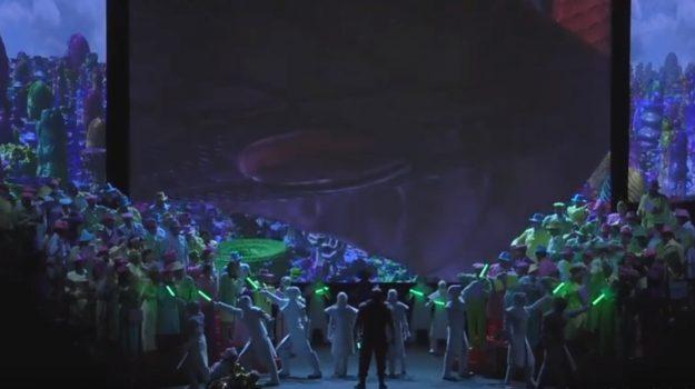 prima del massimo, teatro massimo, turandot, Elisabetta Casellati, Palermo, Cultura