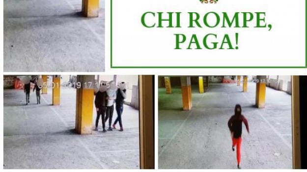 degrado parcheggio talete siracusa, Francesco Italia, Siracusa, Cronaca