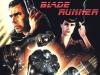 La locandina del film culto Blade Runner, tratto dal libro Ma gli androidi sognano pecore elettriche?