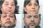 Mafia e droga a Siracusa, nomi e foto degli arrestati