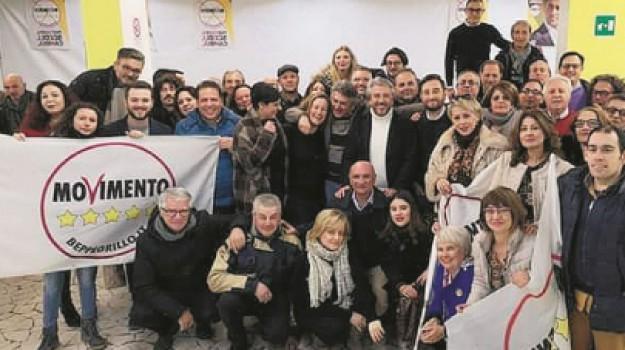 m5s Caltanissetta candidato sindaco, Roberto Gambino, Caltanissetta, Politica