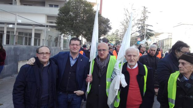 mobilitazione cna a caltanissetta, Caltanissetta, Economia