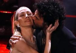 Canta Renga, balla la palermitana Abbagnato: l'esibizione a Sanremo