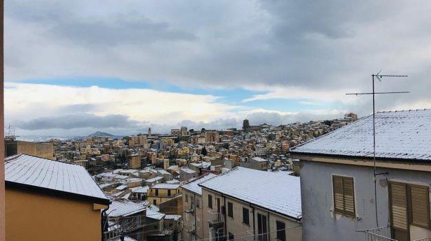 neve a troina, nevica a troina, Enna, Cronaca