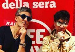 """Dopo Sanremo, Ultimo ricompare da Fiorello e canta in radio: """"Quasi quasi mi pento"""""""