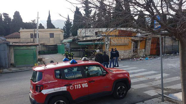 esplosione cimitero sant'orsola, Palermo, Cronaca
