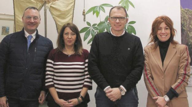 assessori erice, Luigi De Vincenti, Trapani, Politica