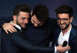 """""""Per noi è già una vittoria"""", il terzo posto a Sanremo entusiasma Il Volo"""
