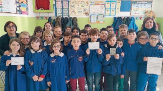 lettera papa scuola de amicis, Agrigento, Cronaca