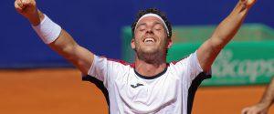 Tennis, il palermitano Cecchinato rimane sedicesimo nel ranking. Federer ora è quarto