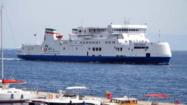 disagi messina treni, traghetto intercity stretto messina, Messina, Cronaca