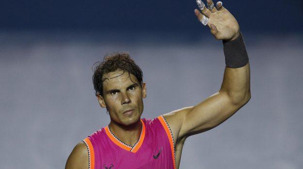 acapulco, Tennis, Nick Kyrgios, Rafael Nadal, Sicilia, Sport