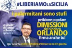 """Palermo, Lega: """"Raccolte oltre duemila firme per dimissioni sindaco nel 'No Orlando day'"""""""