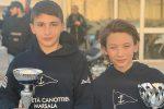 Vela classe optimist, la Canottieri Marsala protagonista a Marina di Ragusa