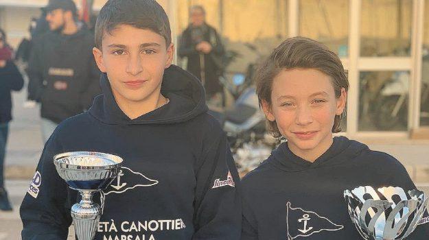 canottieri marsala vela, vela classe optimist, Sicilia, Sport