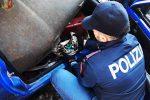 Sequestrata officina abusiva a Messina, in due auto trovati anche proiettili