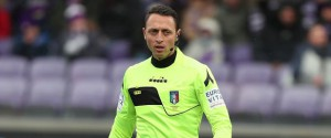 Fiorentina-Inter, minacce social all'arbitro palermitano Abisso