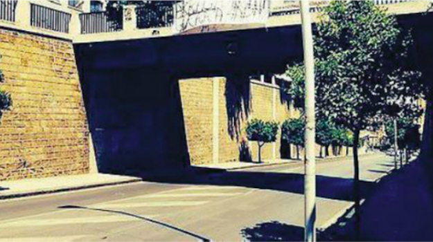 caltanissetta, controlli cavalcavia Caltanissetta, Viadotti caltanissetta, Vincenzo Lo Forti, Caltanissetta, Cronaca
