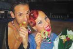 """Al duo """"Coppola-Patti"""" di Augusta e Assoro il tricolore di danza latino-americana"""