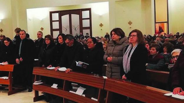 ministri straordinaria Trapani, Regina pacis Trapani, trapani, Pietro Maria Fragnelli, Trapani, Cronaca