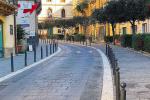 Caltanissetta, basole traballanti: via ai lavori in corso V. Emanuele