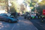 Nicolosi, incidente con 9 feriti lungo la SP 92