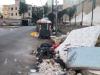 Palermo, cumuli di rifiuti e ingombranti di ogni tipo in via Villagrazia