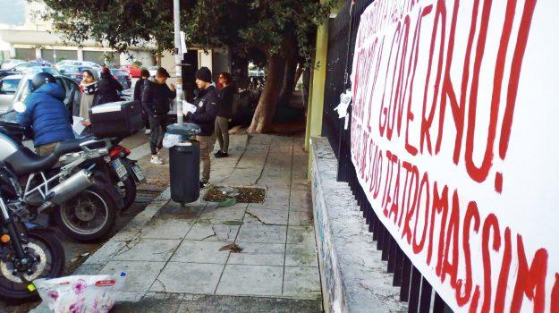 scuola protesta palermo, Sicilia, Cronaca