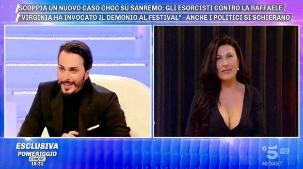 tony colombo pomeriggio 5, Barbara D'Urso, Tina Rispoli, Tony Colombo, Sicilia, Società