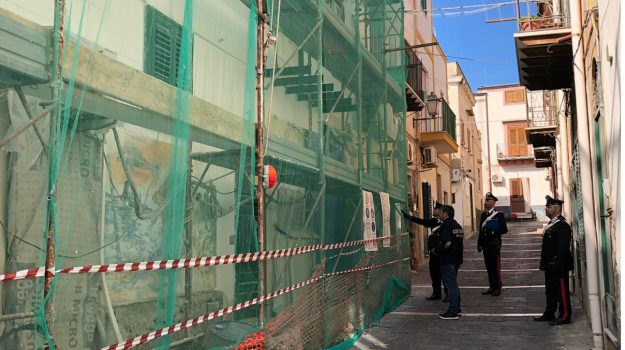 cantieri edili ustica, Palermo, Cronaca